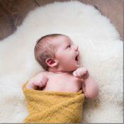 Onze dochter is geboren! Welkom lieve Sonne Veda