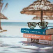 Vakantiefoto's met een bril