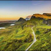 Roadtrip Schotland op de motor
